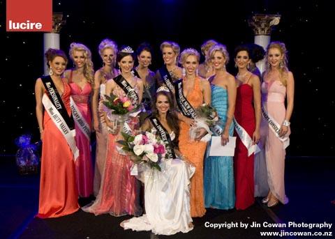 Kontes Miss Universe akan berlangsung seminggu lagi, namun sebelum ...