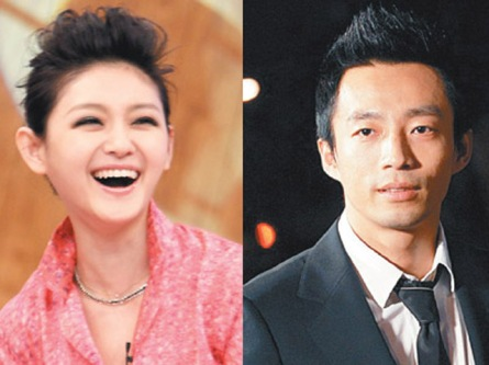 Barbie Hsu dan Wang Xiaofei.