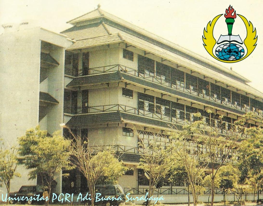 Berikut ini adalah nama sekaligus profil untuk Universitas PGRI Adi